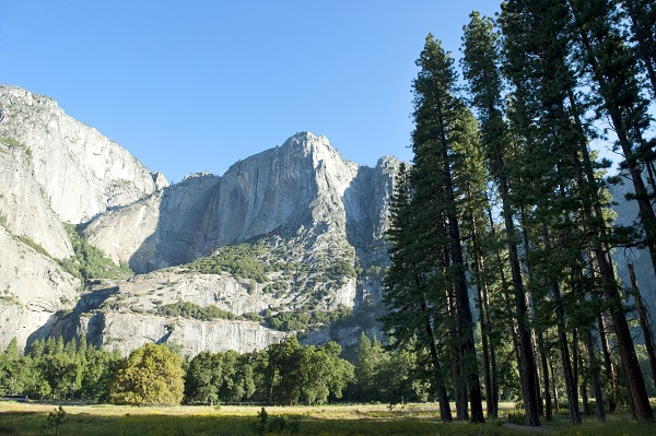 High Sierra, Yosemite National Park (c) California Travel and Tourism Commission / Andreas Hub