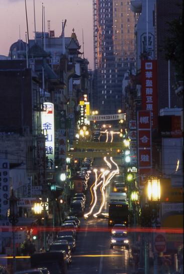 San Francisco Streets Chinatown (c) Jerry Lee Hayes San Francisco CVB